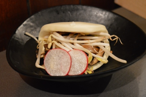 Bao de shiitake