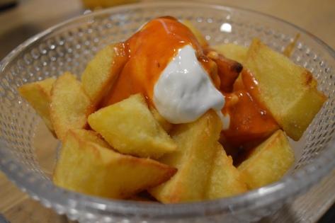 Patatas bravas do Tapas 2.0