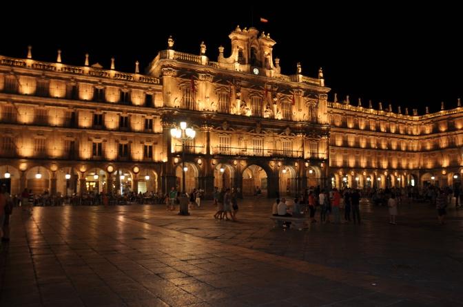 Salamanca: uma cidade universitária que transborda cultura