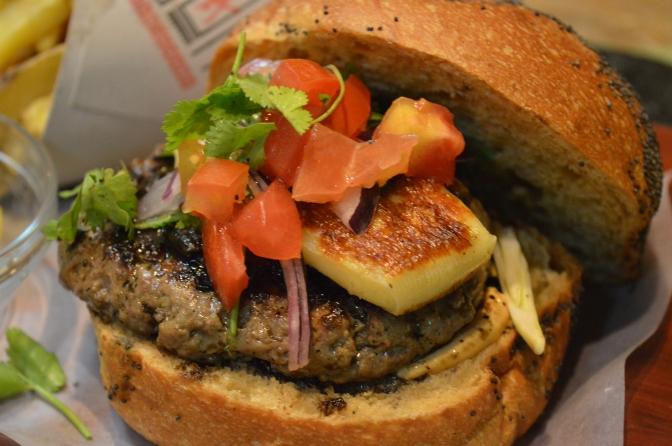 Cafetería HD: o melhor hambúrguer de Madrid? Parece que sim…