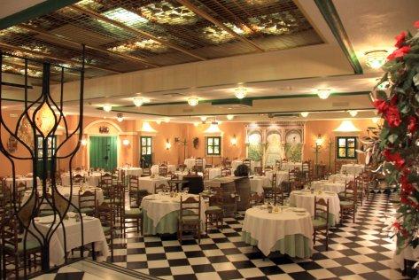 Restaurante El Rocío (foto site restaurante)