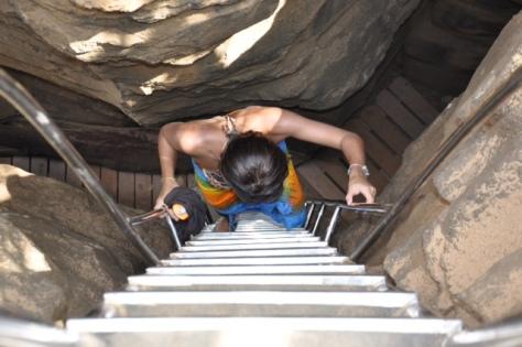 Escada da Baía do Sancho