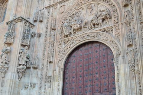 Puerta de Ramos, onde está o astronauta