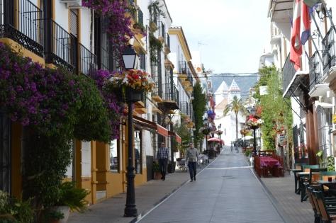 Ruas de Marbella