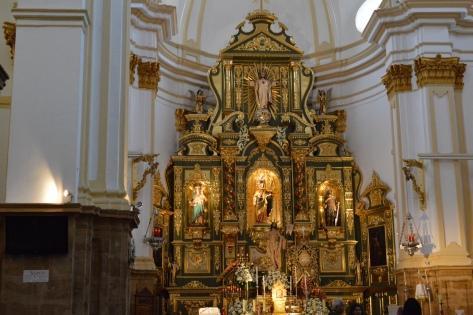 Interior da Ermita