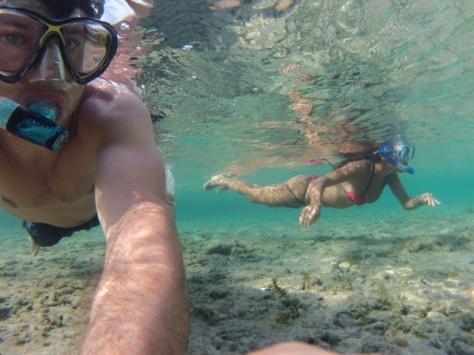 Snorkeling na Atalaia