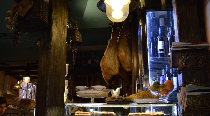 Bares e restaurantes para todos os bolsos em Salamanca