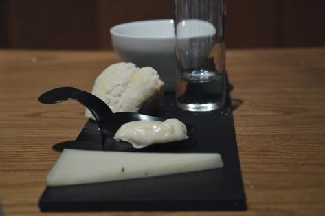 Cata de queijos