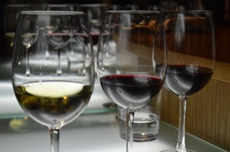 Cata de vinhos