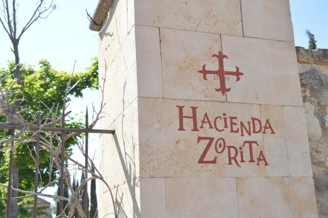 Hacienda Zorita: hotel-fazenda, bodega e spa em Salamanca