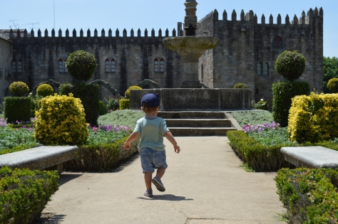 Jardins de Santa Bárbara