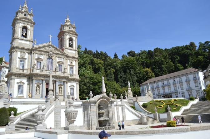Viajando pelo norte de Portugal: Braga e Guimarães