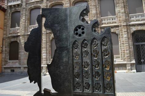 Monumento da Praça da Catedral