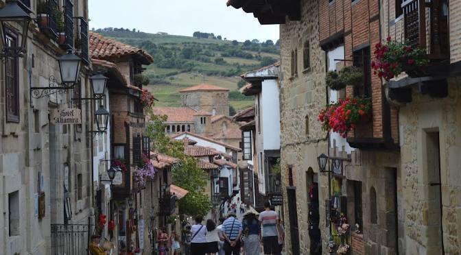 Santillana del Mar: uma das vilas mais bonitas da Espanha