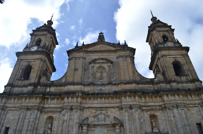 Viajando pela Colômbia: Bogotá