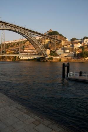 Fim de tarde no Porto