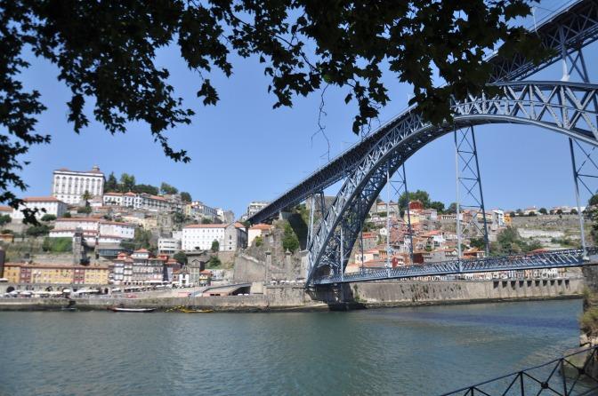 Viajando pelo norte de Portugal: Porto
