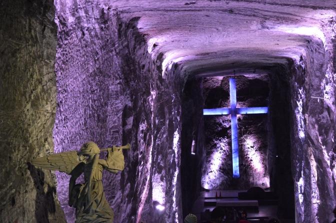 Viajando pela Colômbia: a Catedral de Sal e a Laguna de Guatavita