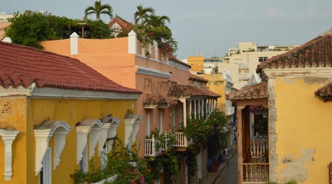 Viajando pela Colômbia: Cartagena de Índias