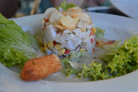 Ceviche do Juan del Mar