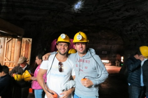 Rota do mineiro