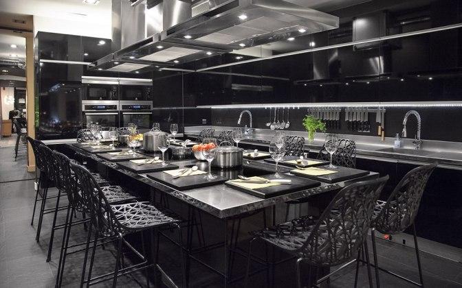 Curso de cozinha peruana em Kitchen Club, Madrid