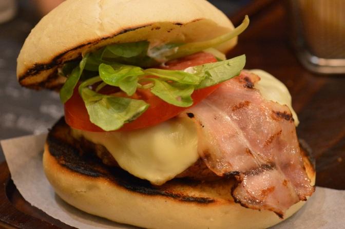 Onde comer hambúrguer gourmet em Madrid?