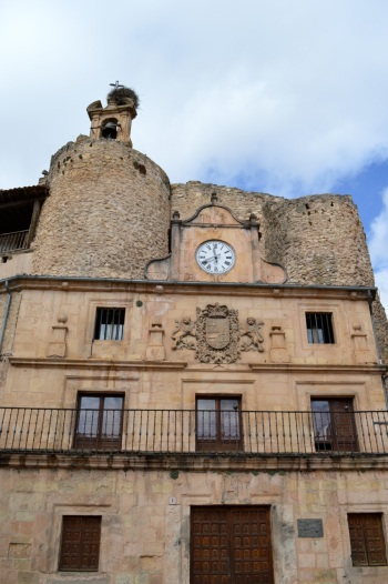 Plaza Mayor de Sepúlveda