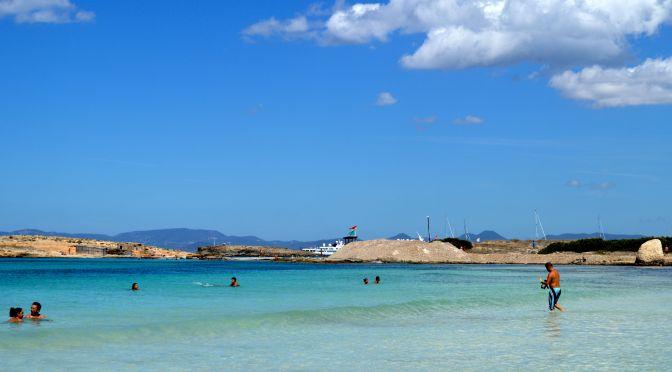 Três dias no paraíso: Formentera