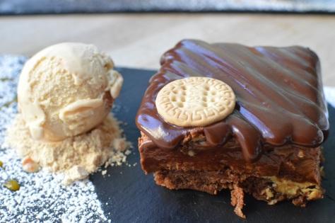 Chocolate en texturas