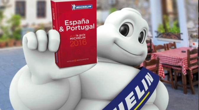 Lista de restaurantes com estrela Michelin em 2016 – Espanha