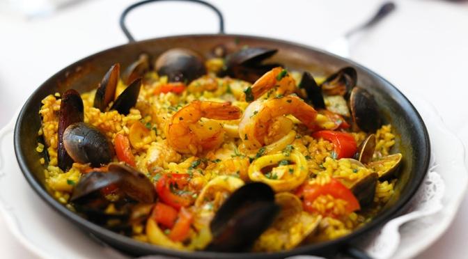 Onde comer paella em Madrid