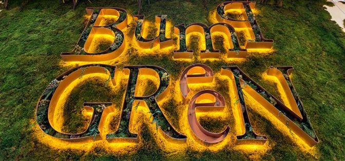 Bump Green: o restaurante ecologicamente correto